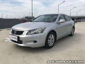 Honda Accord 2.0A (COE till 04/2029)
