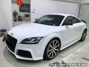 Audi TTRS Coupe 2.5M TFSI Quattro (New 10-yr COE)