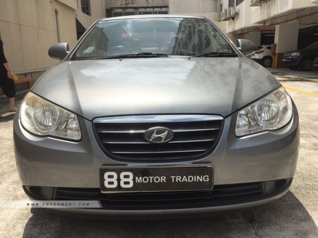 Hyundai Avante 1.6A (COE till 05/2024)