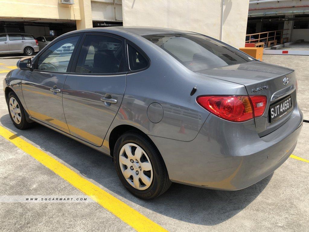 Hyundai Avante 1.6M (New 5-yr COE)