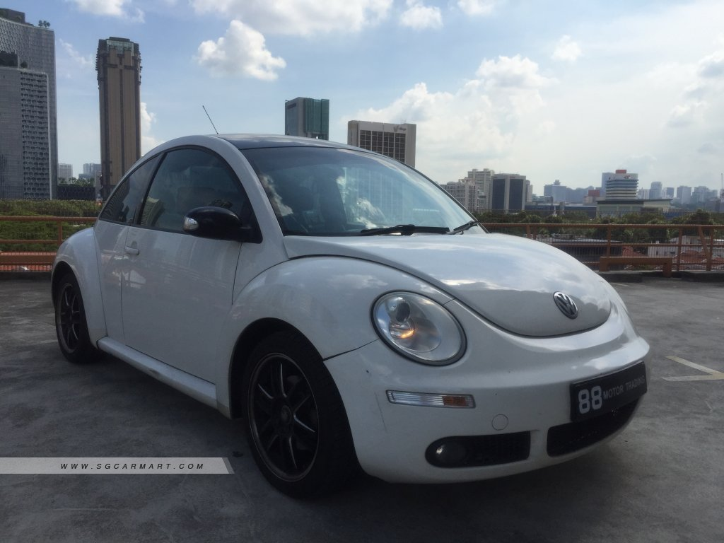 Volkswagen New Beetle 1.6A