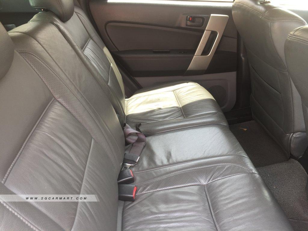 Toyota Rush 1.5A X (New 5-yr COE)