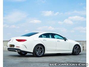 Mercedes-Benz CLS-Class CLS350 Coupe Mild Hybrid AMG Line Premium Plus