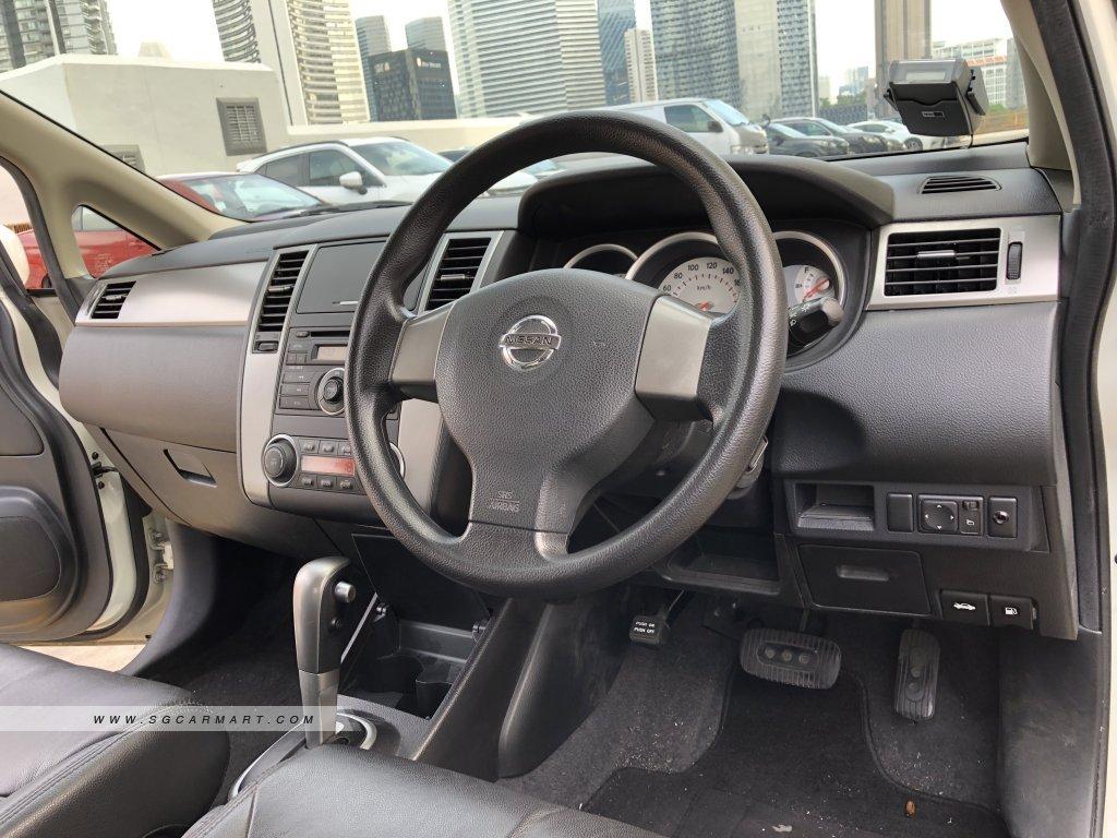 Nissan Latio 1.5A (COE till 05/2029)