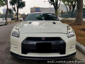 Nissan GTR 3.8A Black Edition