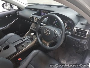 Used Lexus IS Car for Sale in Singapore, Faster Auto Trading
