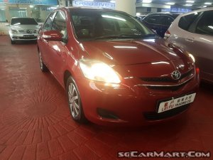 Used Toyota Vios 1 5A J (COE till 03/2024) Car for Sale In