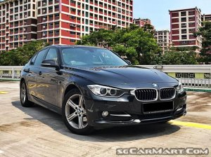 Used BMW 3 Series 316i Sport Car for Sale In Singapore, Car Buyers