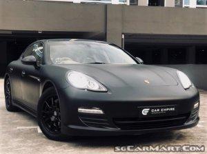 Porsche Panamera S 4.8A PDK (New 10-yr COE)