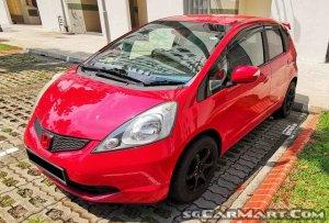 Honda Fit 1.3A G (COE till 05/2024)
