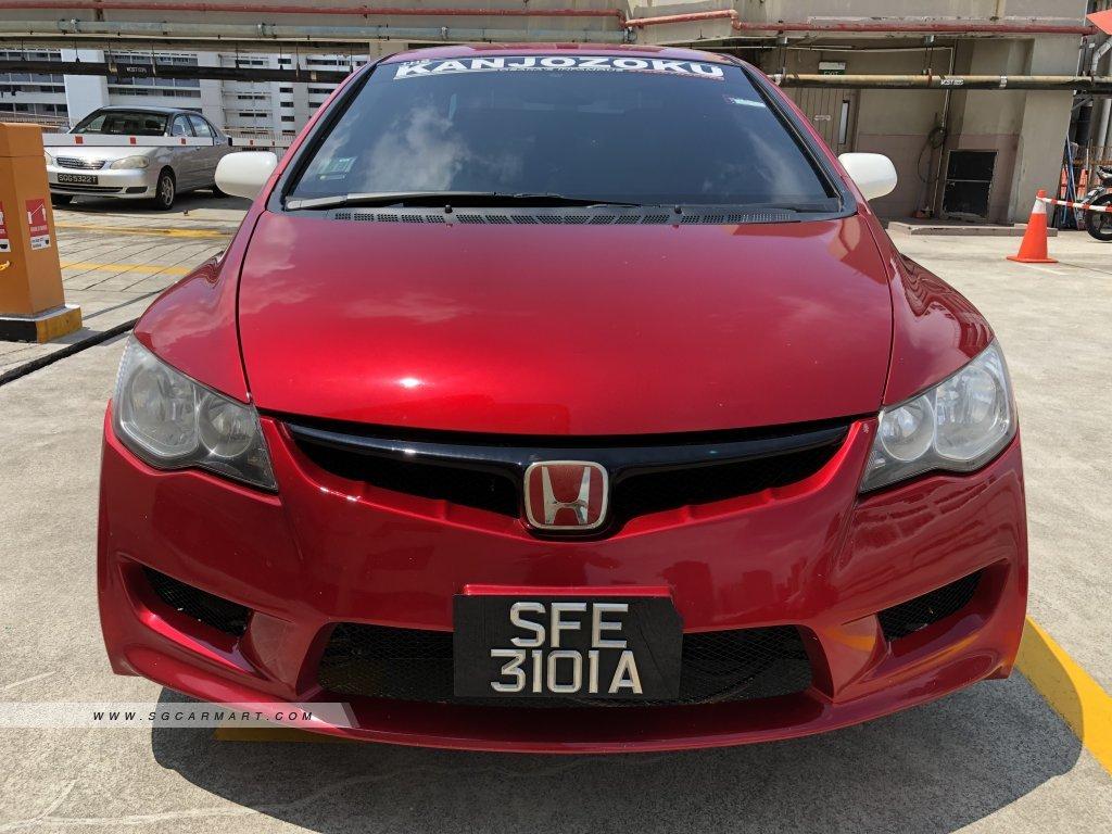 Honda Civic 1.8A VTI (COE till 02/2022)