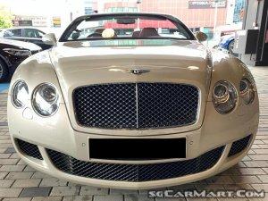 Bentley Continental GT Convertible 6.0A Speed (COE till 04/2030)