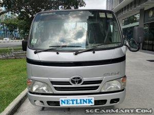 Toyota Dyna 150 3.0M (COE till 04/2024)