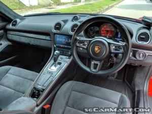 Porsche 718 Cayman GTS 2.5A PDK