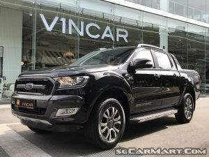 Ford Ranger Double-Cab 3.2A TDCi Wildtrak