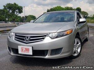 Honda Accord Euro S (New 10-yr COE)