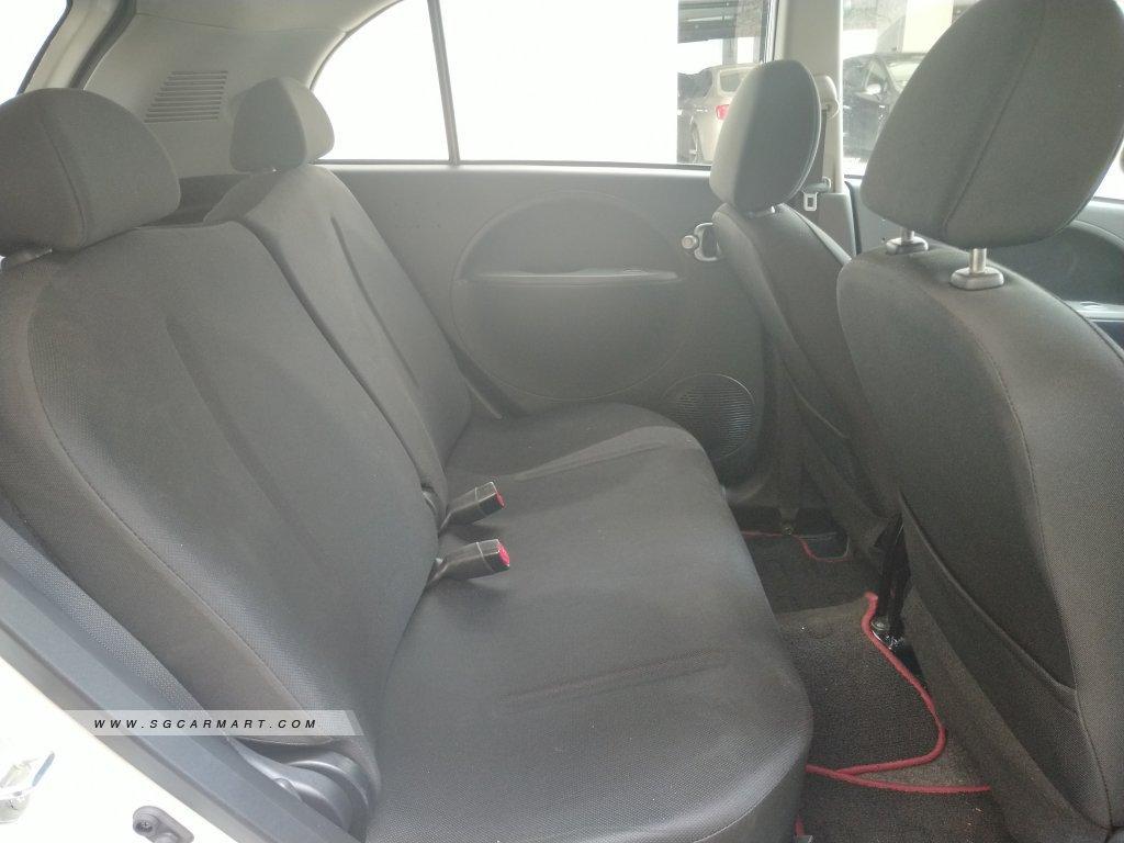 Mitsubishi i Casual