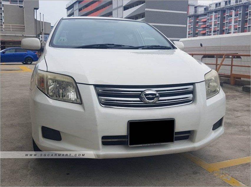Toyota Corolla Axio 1.5A X (COE till 06/2023)