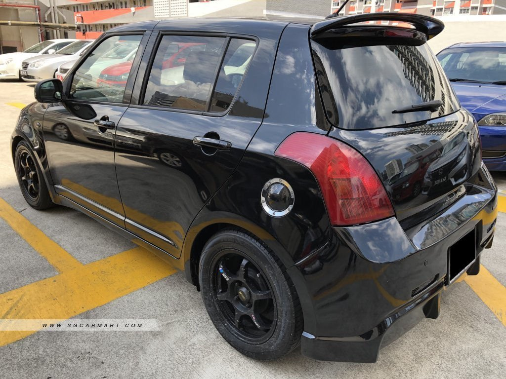 Suzuki Swift 1.3A (COE till 12/2021)