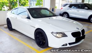 BMW 6 Series 630Ci (COE till 04/2026)