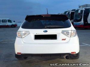 Subaru Impreza 5D 1.5R (COE till 12/2028)