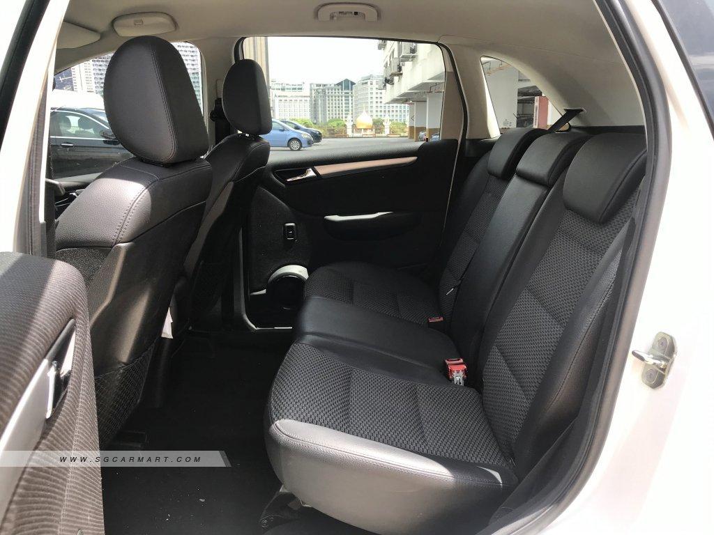 Mercedes-Benz B-Class B170 (New 5-yr COE)