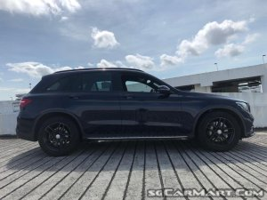 Used Mercedes-Benz GLC250 Car for Sale in Singapore, Auto