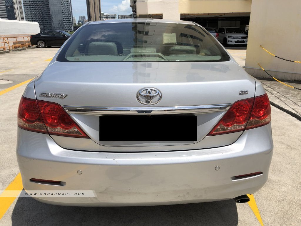 Toyota Camry 2.0A (New 10-yr COE)