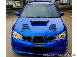 Subaru Impreza WRX 2.5M (COE till 11/2027)