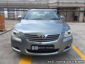 Toyota Camry 2.0A (COE till 05/2029)
