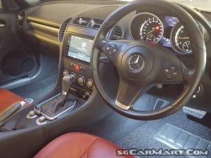 Mercedes-Benz SLK-Class SLK200K (COE till 10/2028)