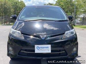 Toyota Estima 2.4A Aeras (New 10-yr COE)