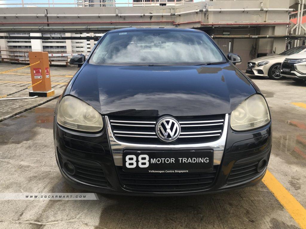 Volkswagen Jetta 1.4A TSI (COE till 05/2024)