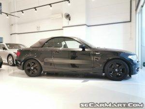 BMW 1 Series 120i Cabriolet (COE till 12/2028)