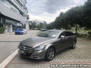 Mercedes-Benz CLS-Class CLS350 Shooting Brake