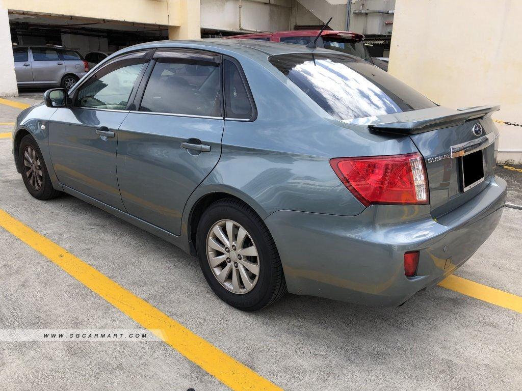 Subaru Impreza 4D 1.5R (COE till 05/2024)