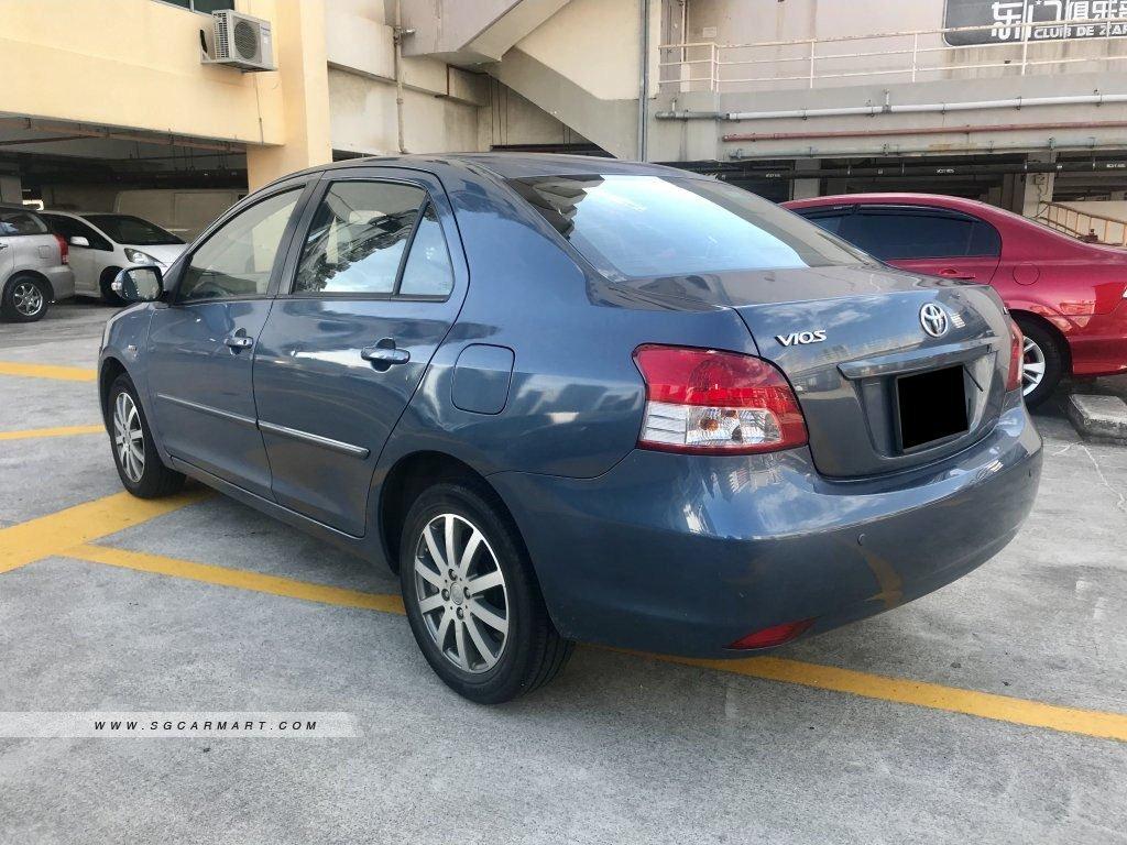 Toyota Vios 1.5A E (COE till 05/2024)