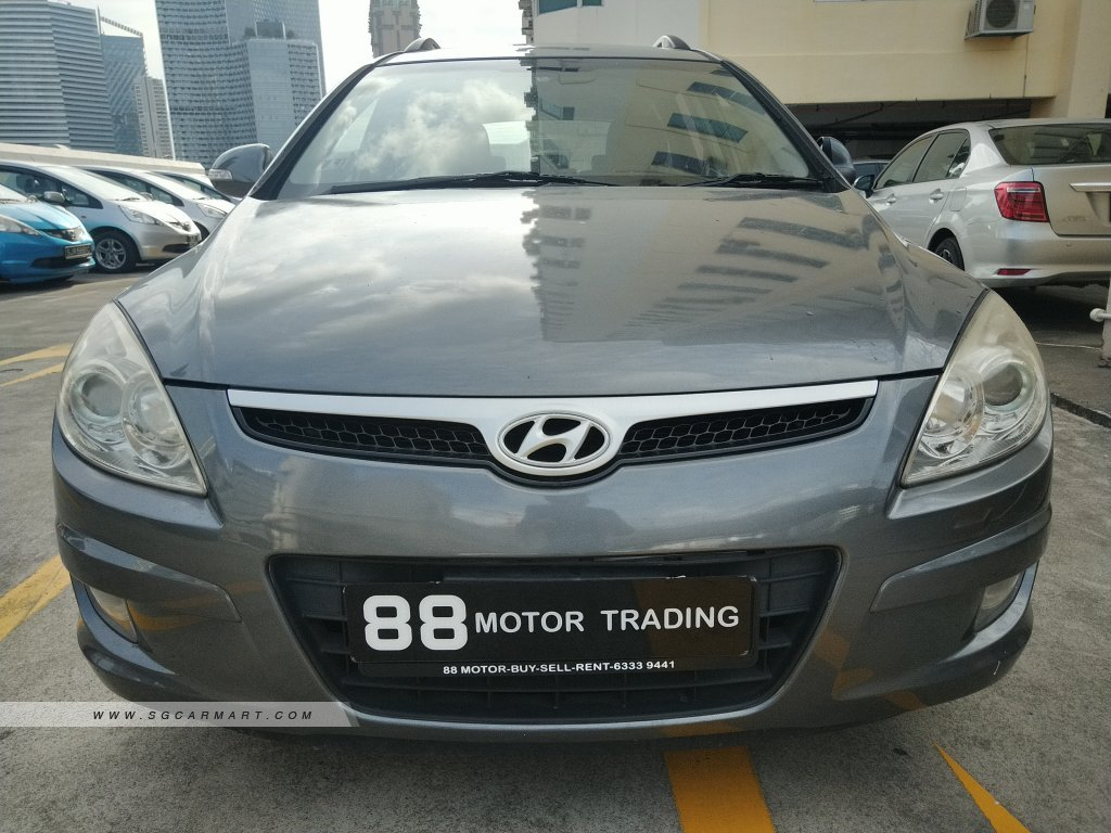 Hyundai i30 Wagon 1.6A Sunroof (COE till 05/2024)