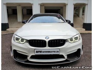 BMW M Series M4 Coupe