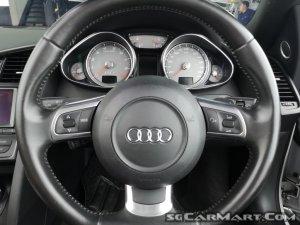 Audi R8 Spyder 4.2A FSI Quattro R-tronic