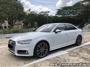 Used Audi S4 3 0A TFSI Quattro Tip Car for Sale In Singapore