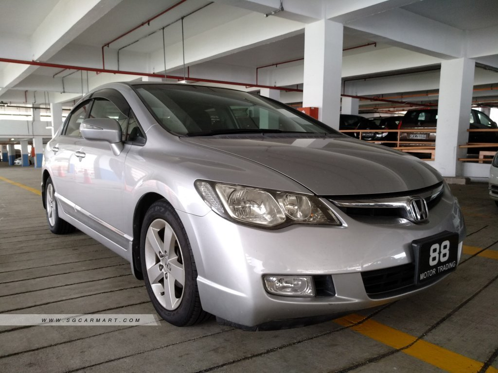 Honda Civic 1.8A VTi-S (COE till 02/2027)