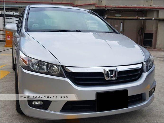 Honda Stream 1.8A X (COE till 03/2029)