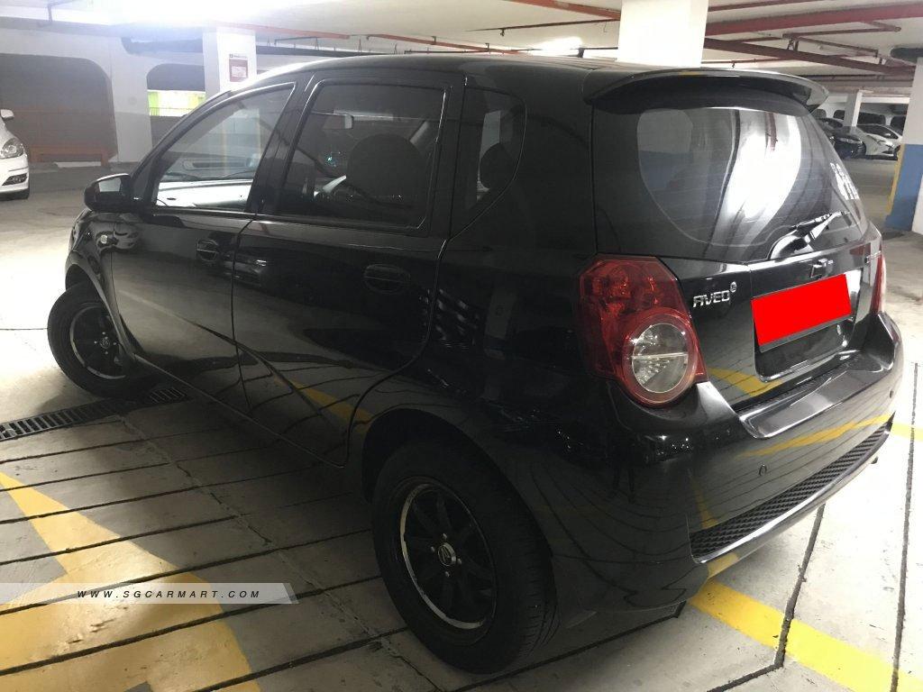 Chevrolet Aveo5 1.4M (OPC)