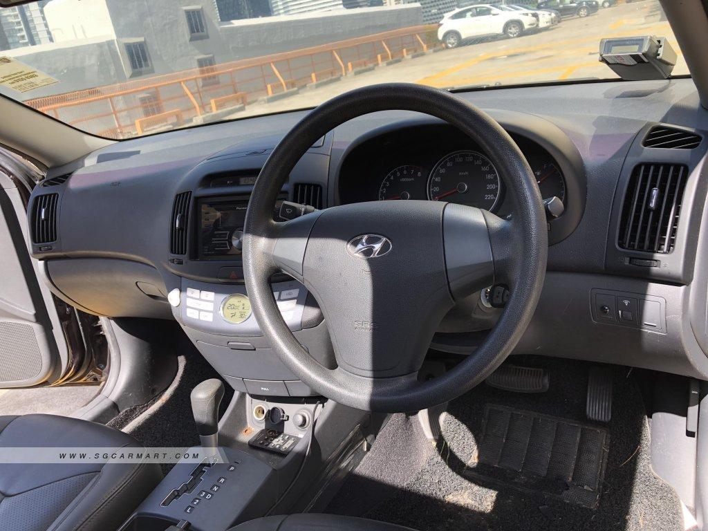 Hyundai Avante 1.6A Sunroof (New 5-yr COE)