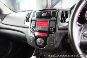 Kia Cerato Forte Koup 1.6A SX (New 5-yr COE)