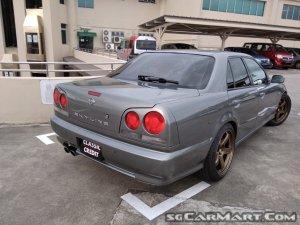 Nissan Skyline 2.0A (COE till 08/2028)