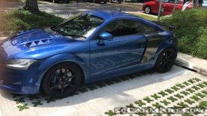Audi TT Coupe 2.0A TFSI S-tronic (COE till 12/2028)
