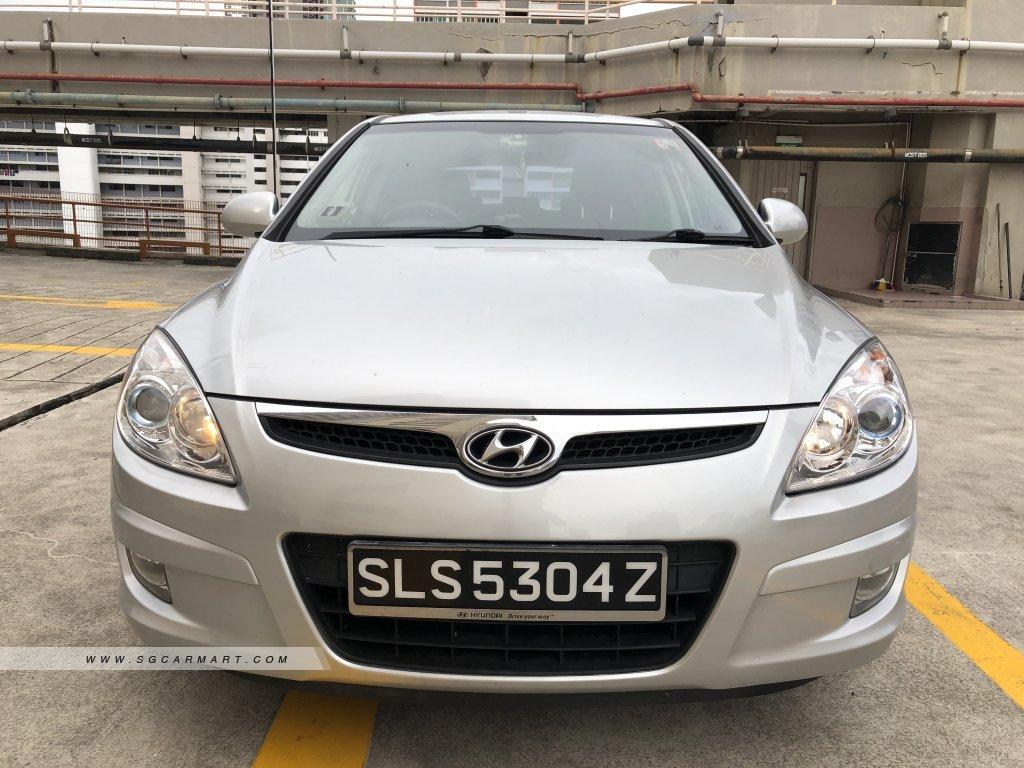 Hyundai i30 1.6A (COE till 02/2024)