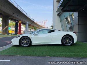 Used Ferrari 458 Speciale Car For Sale In Singapore Ital Auto Stcars
